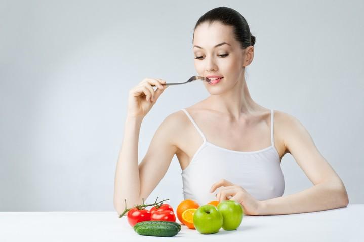 как похудеть за 1 день без диеты